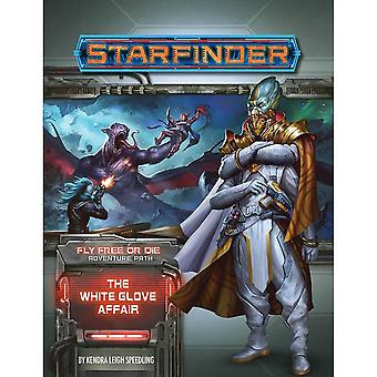 Starfinder Adventure Path: The White Glove Affair (Fly Free or Die 4 of 6) af Kendra Leigh Speedling (Paperback, 2021)