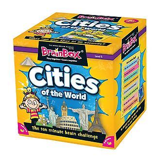 BrainBox Cities Card Game