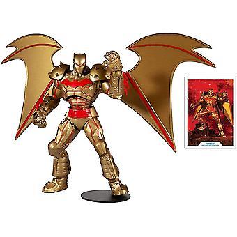Batman Hellbat Lunar New Year Edition McFarlane Toys Action Figure