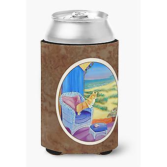Caroline's Treasures 7184Cc Corgi Dose oder Flasche Hugger, Multicolor