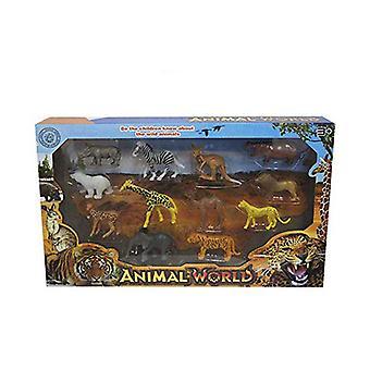 Animal figures Animal World (12 pcs)