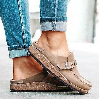 Casual tøfler utenrikshandel stor størrelse sandaler