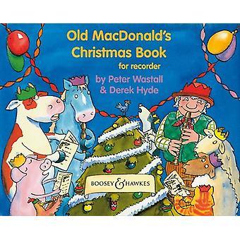 Vanha MacDonald'sIn joulukirjan sopraanoallennin (ja/tai ääni)/piano