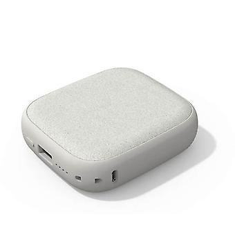 Portable 2 In 1 Wireless Charger Mobile Power Supply Universal Multi-interface Multi-function