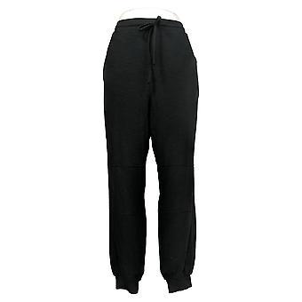 Modern Soul Women's Pants Modern Knit Joggers Black 689729