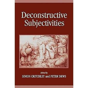 Soggettività decostruttive
