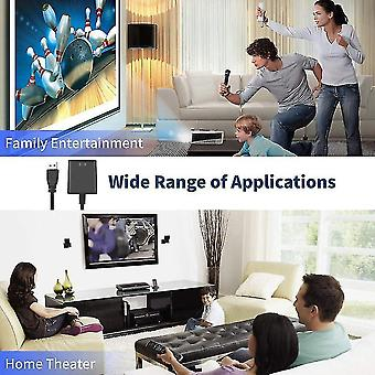 Audio converters usb3.0 To hdmi-compatible converter 1080p full hd video audio multi-display external adapter for