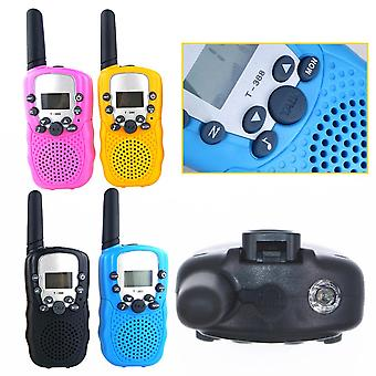 T388 Uhf Two Way Radio Children's Walkie Talkie Mini Toy Gifts For Kids