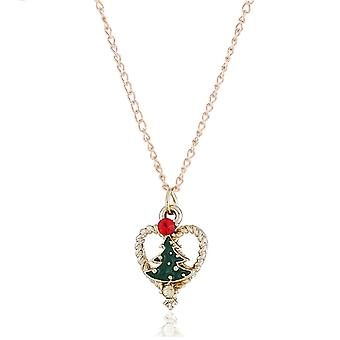 Santa Claus Bracelet Pendant Alloy Decorations Christmas For Home Happy New Year 2022 Christmas Tree Ornaments Xmas Gifts