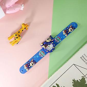 Children's Toy Watch Silicone Pat Watch Decoration Watchpaw Patrol