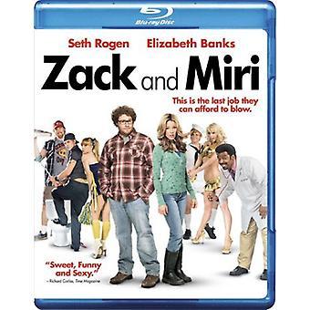 Zack & Miri [BLU-RAY] USA import