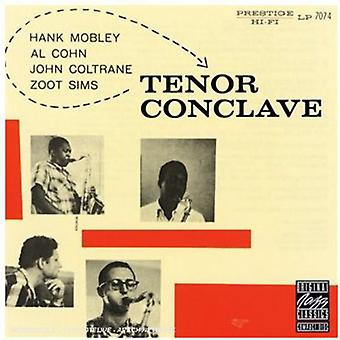 Mobley/Cohn/Coltrane/Sims - Tenor konklav [CD] USA import