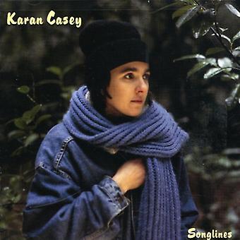 Karen Casey - Songlines [CD] USA import