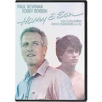 Harry & Son [DVD] USA import