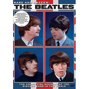 Beatles - The Beatles: Rare and Unseen [DVD] USA import
