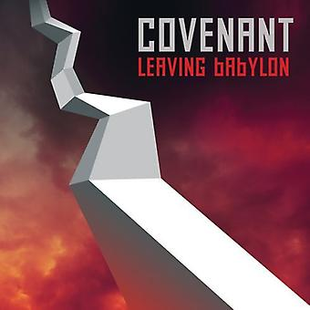 Covenant - Leaving Babylon [CD] USA import