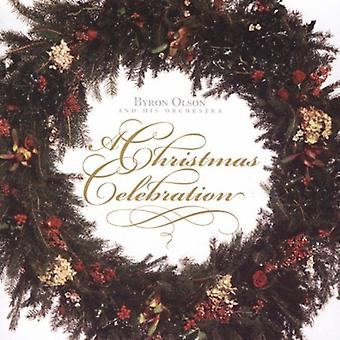 Byron Olson & His Orchestra - A Christmas Celebration [CD] USA import