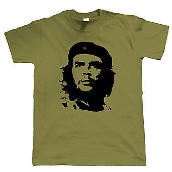 Che Guevara Retro politisch, Herren T Shirt - kommunistische Rebellen Kuba Revolution