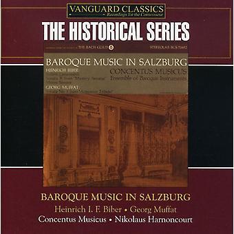 Concentus Musicus - Baroque Music in Salzburg [CD] USA import