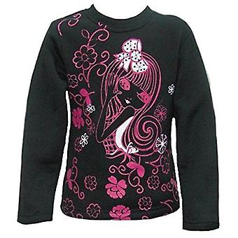 Erstaunlich, Lady Fleece-Sweatshirt-Top Girls