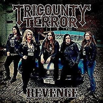 Tricounty Terror - Revenge [CD] USA import