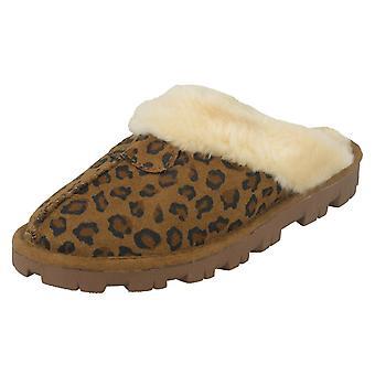 Ladies Jyoti Luxury Mule Slippers T09M017