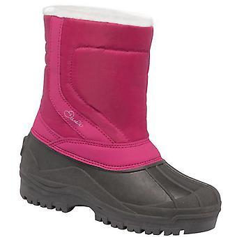 يجرؤ 2b الأولاد الصغار زيبا دائم طارد المياه الثلج أحذية