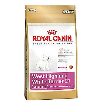 Royal Canin Westie 21 Adult Dry Dog Food 1.5KG