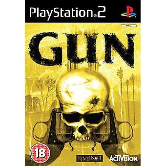 GUN (PS2) - Usine scellée