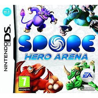 Γήπεδο ήρωα σπορς (Nintendo DS)-νέα