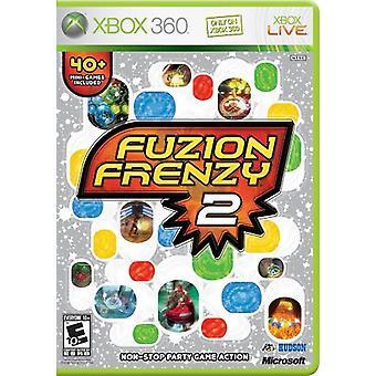 Fuzion Frenzy 2 (Xbox 360) - New