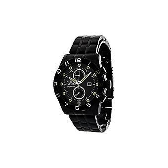 Invicta Signature II Divers Black Dial Mens Watch 7451