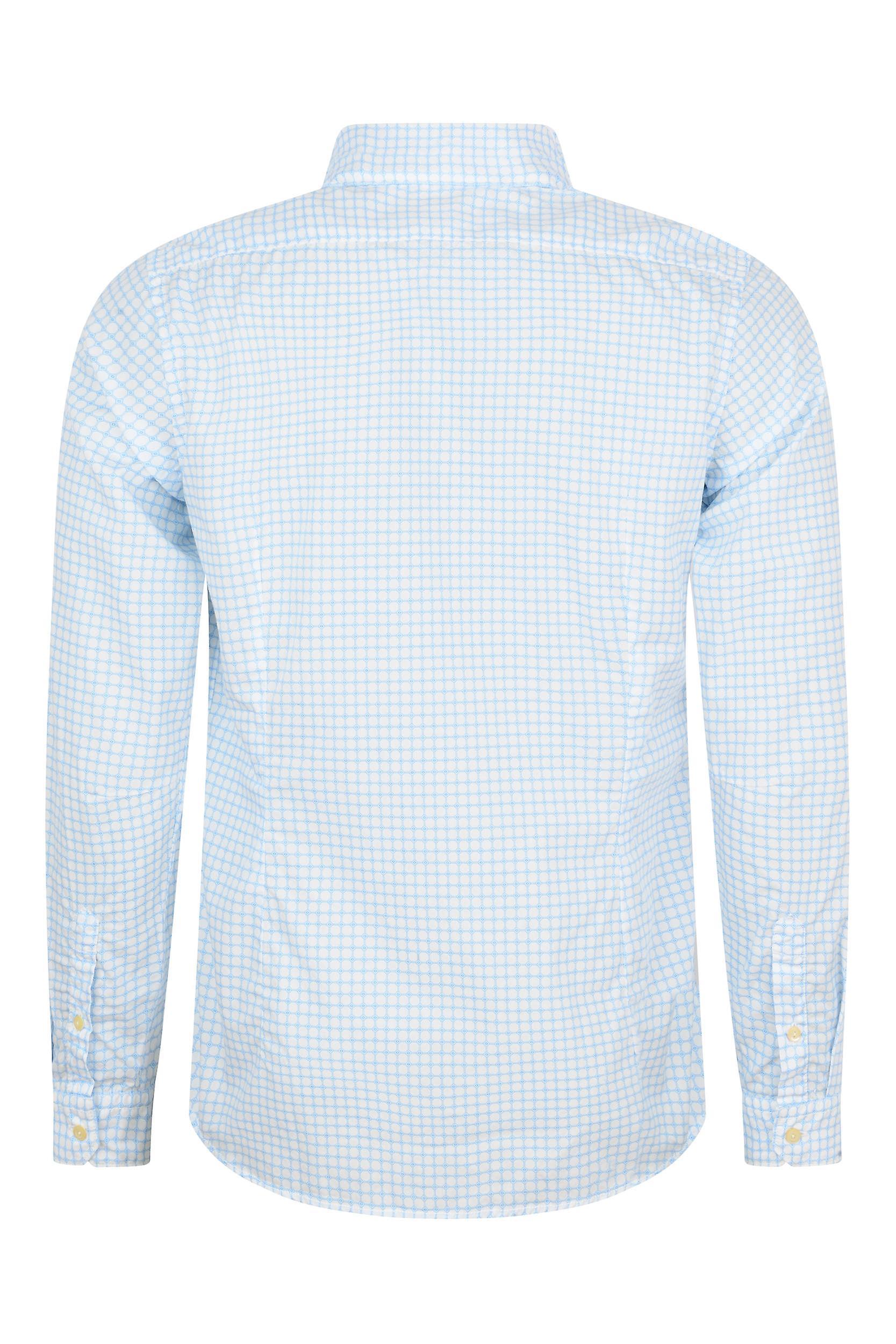 Fabio Giovanni Corsano Shirt - Mens Italian Stylish Casual Shirt - Long Sleeve