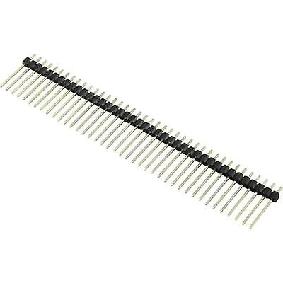 Connfly Pin strip (standard) No. of rows: 1 Pins per row: 40 DS1021-1*40SF1-5 1 pc(s)