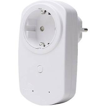 Kopp Free Control Dimmer actuator Arctic white