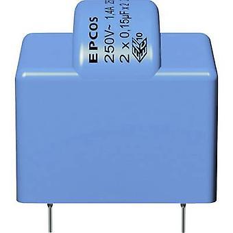 TDK B84110B0000A014 EMI filtro 250 V AC 1,4 A 27 mH (L x W x H) 34 x 31 x 33 mm 1 PC (s)