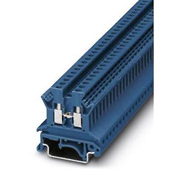 Phoenix kontakt UK 2,5 N BU 3003350 kontinuitet antall pinner: 2 0,2 mm² 2, 5 mm² blå 1 eller flere PCer