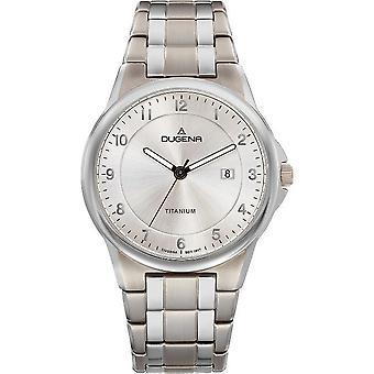 Relógios de titânio de relógio Dugena Ghent 4460869
