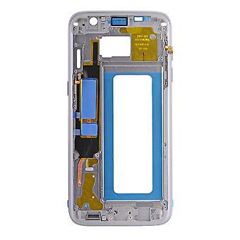 Samsung Galaxy S7 Edge - SM-G935 - baksiden boliger montering - grå