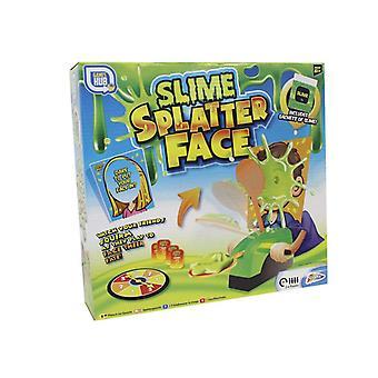 Slime Splatter Face Spin The Wheel Slime Game