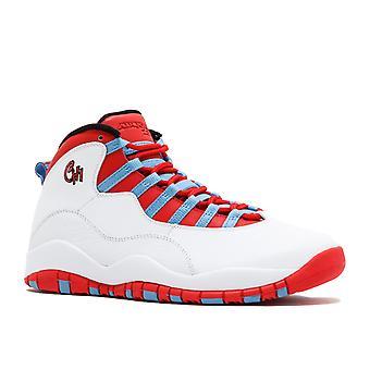 الهواء الأردن ريترو أحذية 'شيكاغو'-310805-114-10