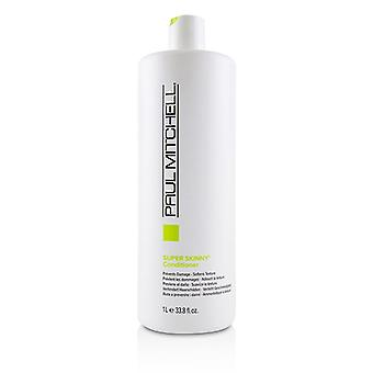 Paul Mitchell Super Skinny Conditioner (prevents Damge - Softens Texture) - 1000ml/33.8oz