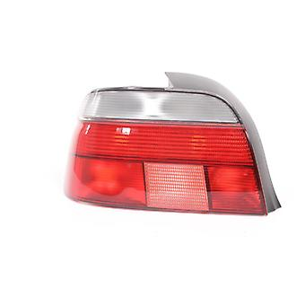 Left Passenger Side Tail Lamp (Clear Saloon Models) For BMW 5 Series 1995-2000
