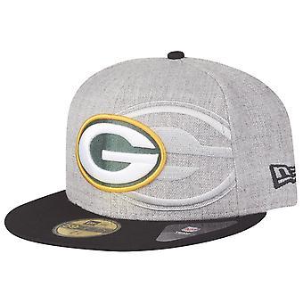 Nowa era 59Fifty Cap - pokaz II NFL Green Bay Packers