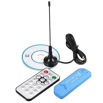 USB 2,0 digitális DVB-T TV-tuner
