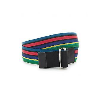 Paul Smith accessoires maille réversible ceinture rayée