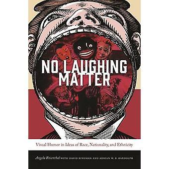 Geen lachen zaak - visuele Humor in de ideeën van Race - nationaliteit - en