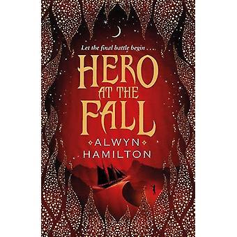 البطل في سقوط الوين هاملتون-كتاب 9780571325436