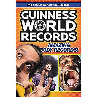Guinness World Records: Incredibile corpo record!