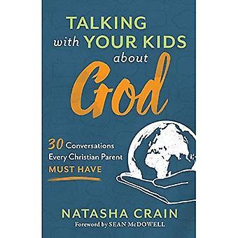 Praten met uw kinderen over God